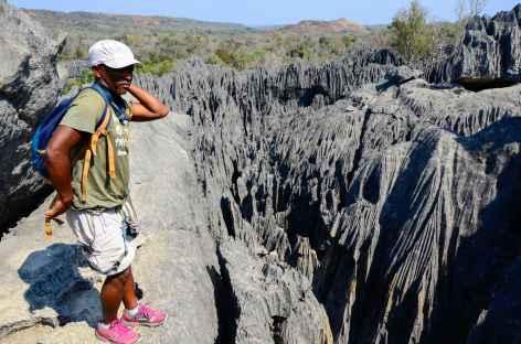 Rando dans les Grands Tsingy de Bemaraha - Madagascar -