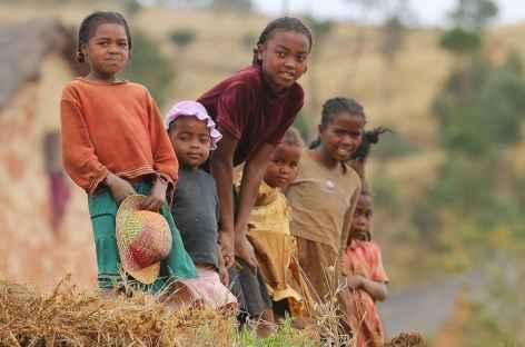 Rencontre chaleureuse avec les Malgaches - Madagascar -