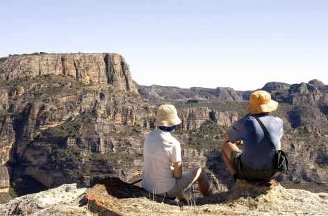 Randonnée dans le massif de l'Isalo - Madagascar -