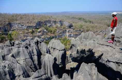 Rando dans les Petits Tsingy de Bemaraha - Madagascar -