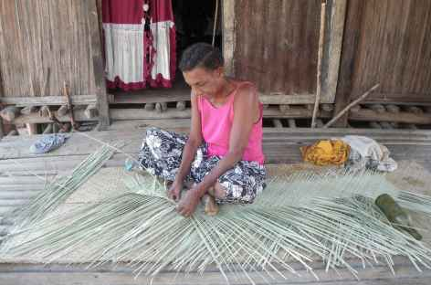 Artisanat local - Madagascar -