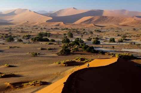 Dunes de Sossusvlei - Namibie -