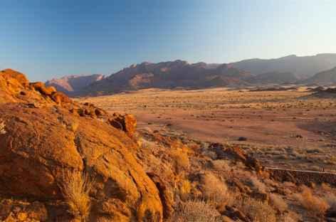 Vers le Brandberg - Namibie -