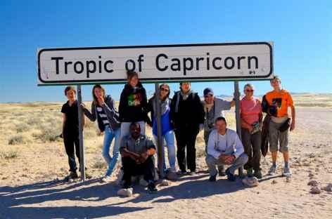 Tropique du Capricorne - Namibie -