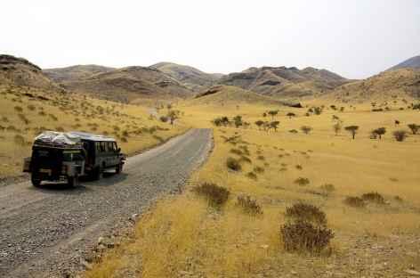 Paysages du Damaraland - Namibie -