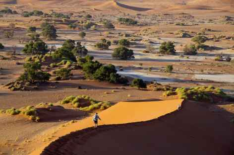 Dunes de Sossuvlei - Namibie -