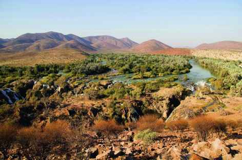 Chutes d'Epupa, Kaokoland - Namibie -