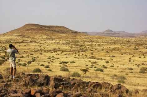 Région du Damaraland - Namibie -