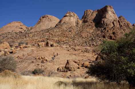 Massif du Naukluft - Namibie -