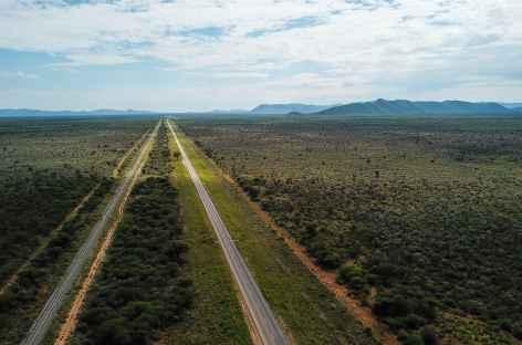 route pour Otjiwarongo -