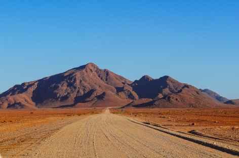 Sur le chemin du retour vers Windhoek -
