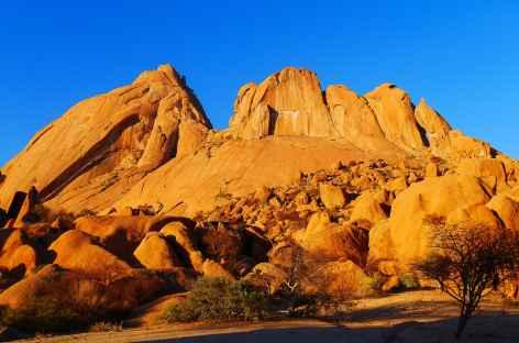 Spitzkoppe - Namibie -