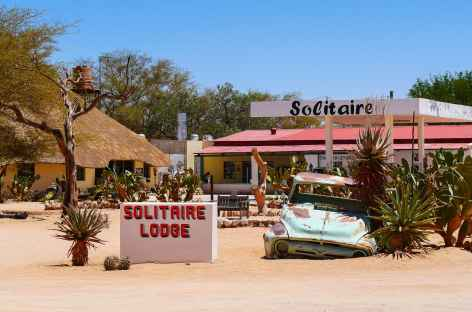 Solitaire - Namibie -