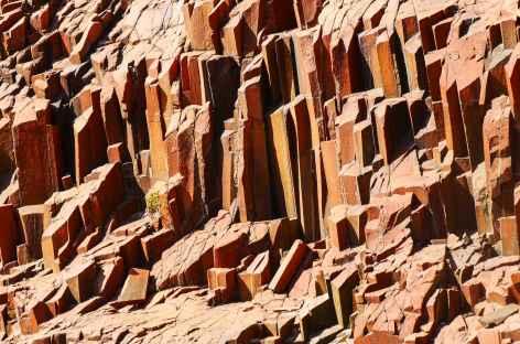 Orgues de basaltes - Namibie -