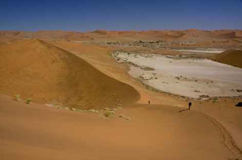 Dunes de Big Daddy, Deadvlei - Namibie -