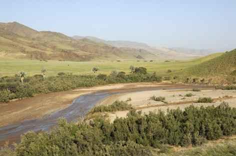 Région de Purros, Kaokoland - Namibie -