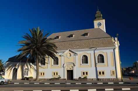 Eglise dans la ville de Swakopmund - Namibie -