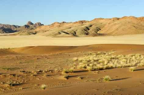 Sables de la vallée de Hartmann, Kaokoland - Namibie -