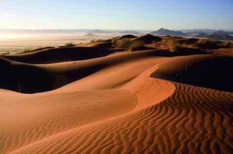 Dunes d'Elim, désert du Namib - Namibie -
