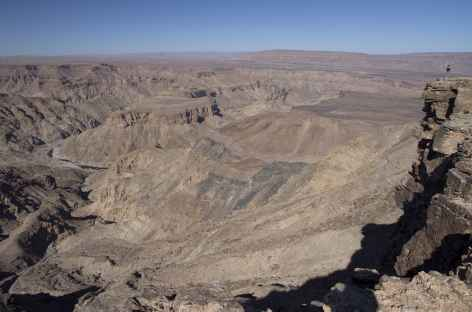 Hell's Corner, Fish River Canyon - Namibie -
