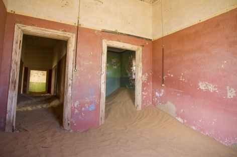 Ville fantôme de Kolmanskop - Namibie -