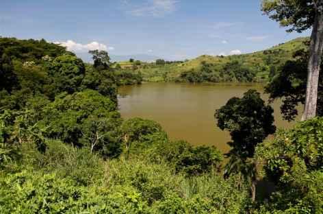 Lacs de cratère de Kasinda - Ouganda -