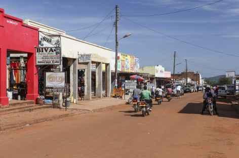 Bourgade de Masindi - Ouganda -