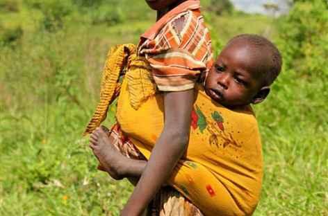 Vers les chutes de Mahoma Falls - Ouganda -