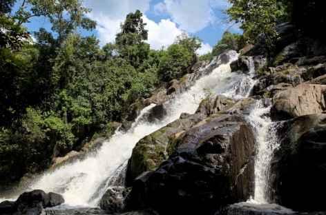Chutes de Mahoma Falls - Ouganda -