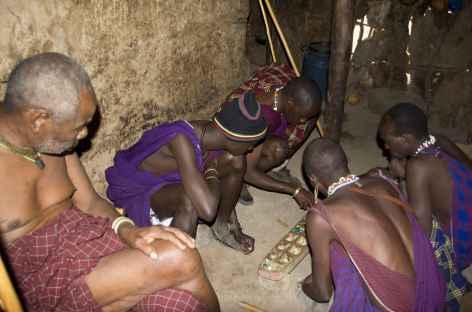 Ethnie Datoga, vers Mto Wa Mbu - Tanzanie -