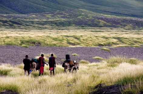 Trek en direction du Lac Natron - Tanzanie -