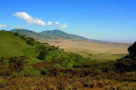 Entre le Ngorongoro et le Serengeti - Tanzanie -