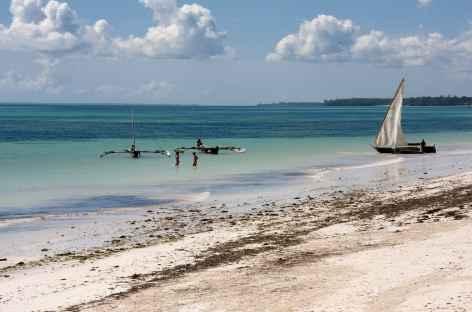 Côte est de Zanzibar - Tanzanie -