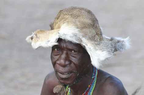 Hadzabe - Tanzanie -