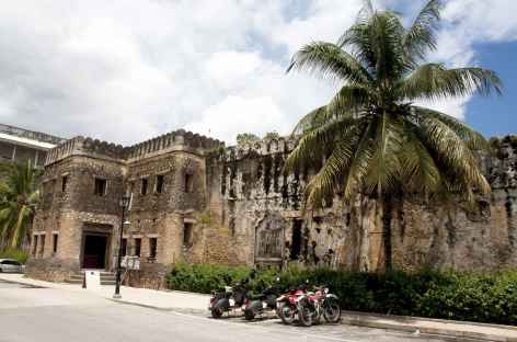 Vieux fort arabe de Stone Town, Zanzibar - Tanzanie -