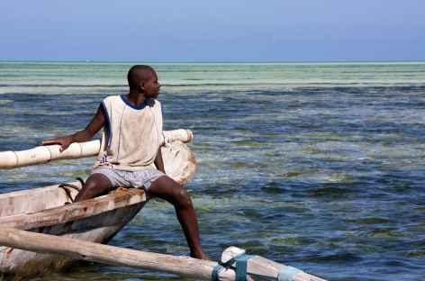 Boutre traditionnel de Zanzibar - Tanzanie -