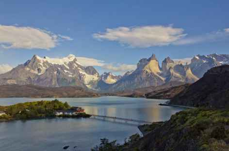 Parc national Torres del Paine, balade - Patagonie - Chili -