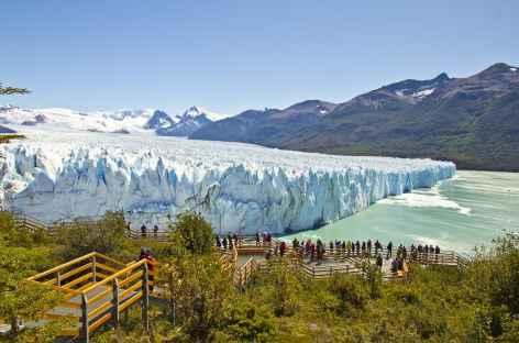 Le glacier Perito Moreno - Patagonie - Argentine  -