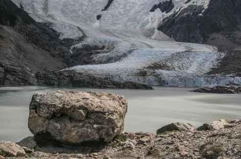Le glacier et la laguna Torre - Chili -