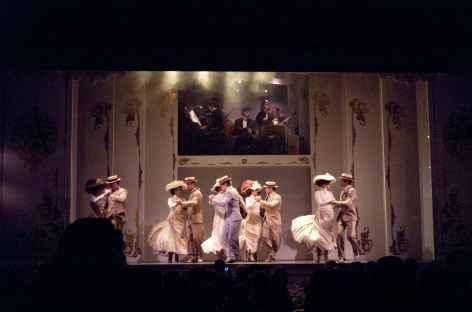 Buenos Aires, soirée tango - Argentine -