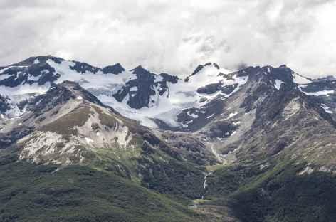 Ushuaia, randonnée dans la cordillère Alvear - Argentine -