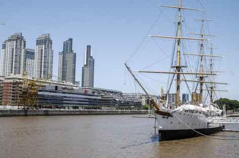 Buenos Aires, le quartier de Puerto Madero - Argentine -