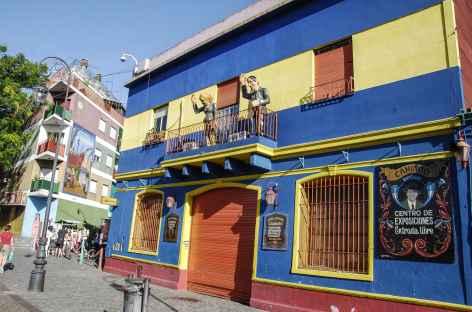 Buenos Aires, le quartier de la Boca - Argentine -