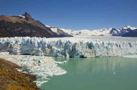 Le glacier Pezrito Moreno - Argentine -