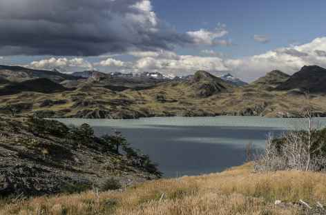 Parc national Torres del Paine, le lac Nordenskjold - Chili -