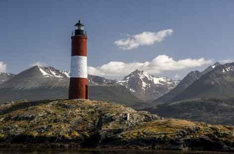 Ushuaia, navigation dans le canal de Beagle - Argentine -