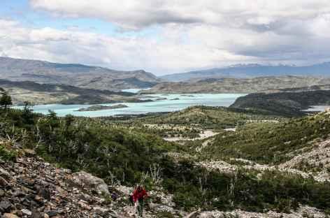 Torres del Paine, marche dans la Vallée des Français - Chili -