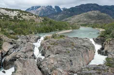 Le rio Cochrane - Chili -