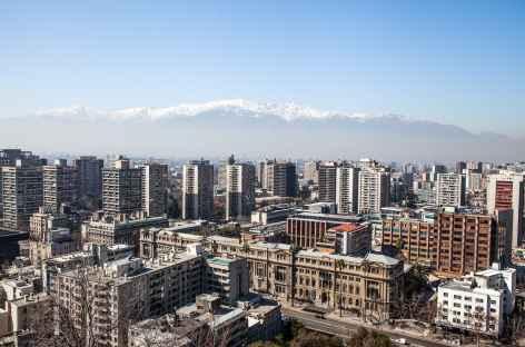 Santiago et les Andes - Chili -
