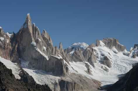 Vue sur le Fitz Roy - Patagonie - Argentine  -